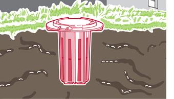 subterranean termite residual treatment dallas